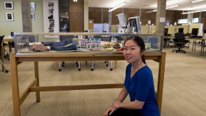 Shirley Zhao, Data Science Librarian at the Eccles Health Sciences Library