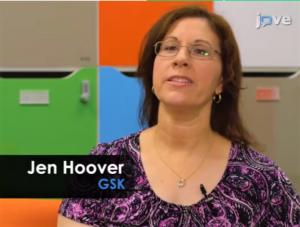Jen Hoover from GSK