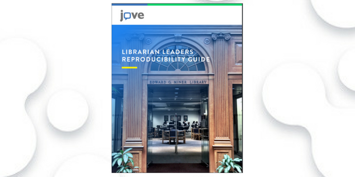 RESOURCE HUB | JoVE